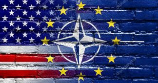 The USA and NATO Oust Crisis-ridden EU