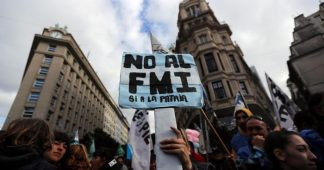 "The IMF is back in Argentina: ""an economic and social crisis, even more serious than the present one, looms large on the horizon"""
