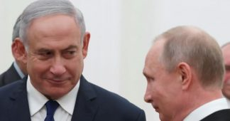 Syria Strike: On Eve of Moscow Meeting, Netanyahu Sends Putin Strategic Message