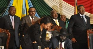 Peace Agreement Signed in South Sudan
