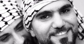 Agissons pour la libération de Mustapha, artiste belge, d'origine palestinienne, emprisonné en Israël !
