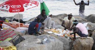 Migrants: Des enfants sont obligés de se prostituer pour passer la frontière franco-italienne, affirme une ONG