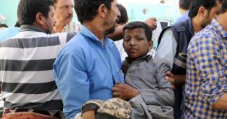 US complicit in air strike that murdered dozens of children in Yemen