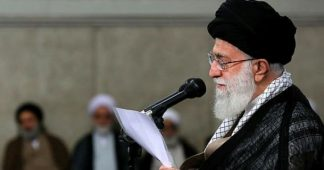 Iran's Khamenei Admits Mistake Over Nuclear Talks With U.S.