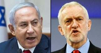 Corbyn Fires Back at Netanyahu's Criticism, Slams Israeli Nation State Law