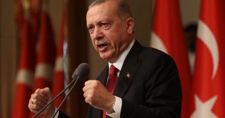 Turkey ready for war, says Erdoğan