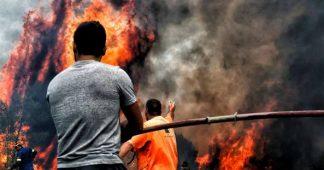 Grecia, tagli alla Protezione civile nel pacchetto austerità: così è arrivata fragile al «traguardo» europeo