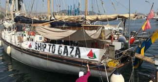 'His blood was on the floor': The night Israeli forces stormed our Freedom flotilla and kidnapped us