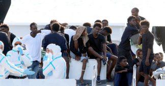 150 êtres humains pris en otage | par Matteo Salvini