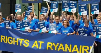 Ryanair pilots stage European-wide strike