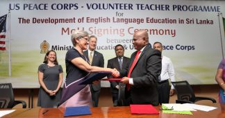 Return of the Peace Corps: Another dimension of US penetration of Sri Lanka