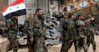 Reports: Syrian Army Preparing Offensive Against Rebel-Held Idlib