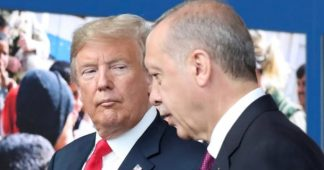 US sanctions NATO ally Turkey