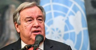 UN chief proposes military force to protect Palestinians from Israel