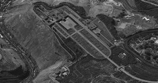In tacit threat, Israel releases satellite photos of Syrian presidential palace