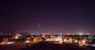 Syria Downs Israeli Missiles Directed At Damascus Airport