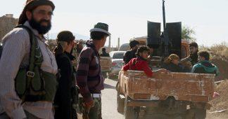 Israel Evacuated Islamist Commanders From Syria Alongside White Helmets
