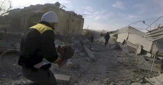 Syria's FM Walid Muallem: UK Helped White Helmets Smuggle Chlorine to Idlib