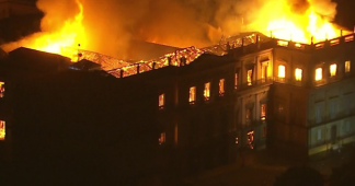 The burning down of Brazil's national museum: A capitalist crime against the heritage of humanity