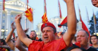 How FYROM Could Push NATO into a War