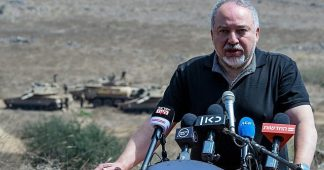 Liberman: Strikes in Syria to continue despite downing of Russian plane