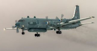 "Moscow blames downing of Russian plane near Syria on Israeli ""provocation"""