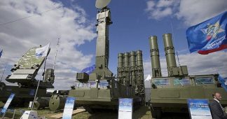 Russia says it has started delivery of S-300s to Syria