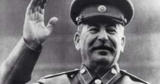 How did Joseph Stalin react to the German invasion during WWII?