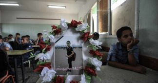 Israel targets Gaza's children, say witnesses