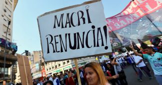 Argentina's Macri responds to fourth general strike with yet another IMF package