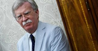 John Bolton: a great friend of Israel and Netanyahu