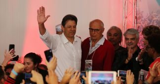 Haddad: PT Will Fight for Social Unification of Brazil