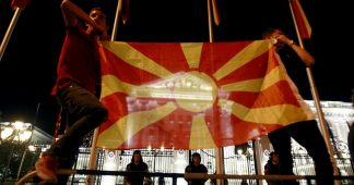 Turnout at FYROM Referendum Amounts to 36.36% After 91% Votes Counted
