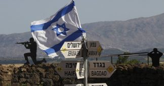 Netanyahu wants to redraw map in the Golan, Russia says – go to the UNSC