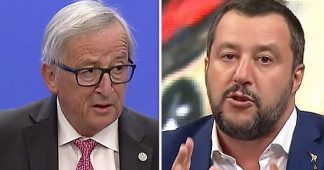 Salvini issues ultimatum to Brussels – 'We'll FIRE you in six months!'