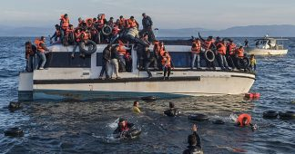 """Saïd Bouamama : """"Sans la lutte anti-impérialiste, le combat pour l'accueil des réfugiés est incomplet"""""""