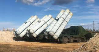 Russia Completes Deliveries of S-300 Air Defense Systems to Syria