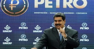 Venezuela Formalizes its Oil-Backed Crypto Currency, Petro