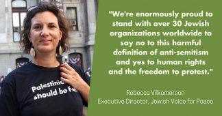 Brave Jewish Democrats