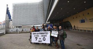 La Région bruxelloise ne peut pas interdire le glyphosate, selon la Commission européenne
