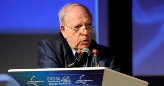 Ex-Mossad Chief Ephraim Halevy Joins Spy Firm Black Cube