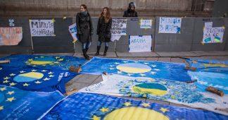 Ukraine's depopulation crisis