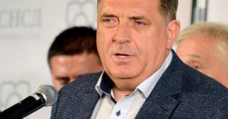 World Serb nationalist calls on EU to grant Bosnia candidate status