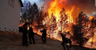 The fire in Paradise, California: From natural disaster to social catastrophe