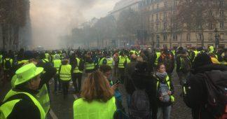 Revolte en France