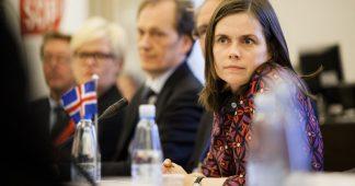 'No thanks!' to EU and Nato, Iceland PM says
