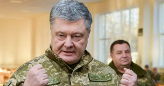 "Poroshenko. An agent provocateur against both Russia and Germany. On behalf of both Neocons and ""Globalizers"""