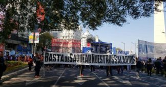 Argentina in turmoil