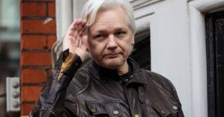 Assange in Danger. They want to terrorize all journalists around the world