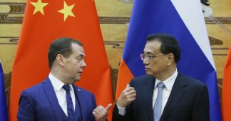 China and Russia look to ditch dollar with new payments system in move to avoid sanctions